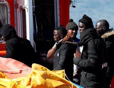 La realidad de las travesías en patera: un menor sobrevive tras tirar los cadáveres de 16 compañeros