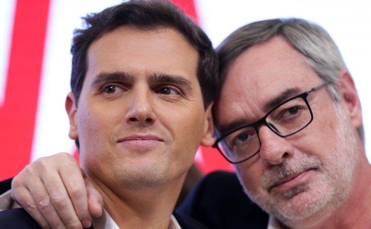 Villegas y Rivera son los dos miembros de la cúpula de Ciudadanos que se están integrando con mayor éxito en la órbita del PP