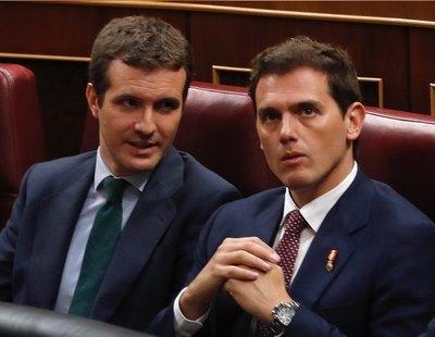 El PP contrata a Albert Rivera para el recurso contra la ley catalana de alquileres