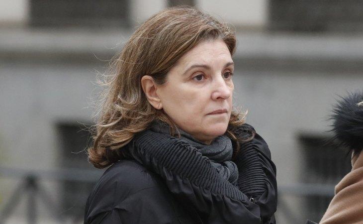 Rosalía Iglesias, mujer de Luis Bárcenas