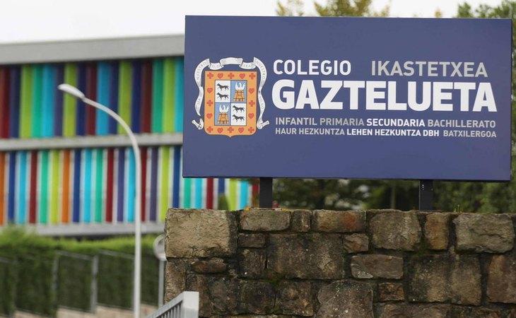 El condenado era profesor del colegio Gaztelueta de Bilbao