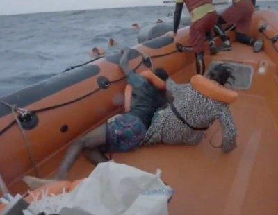 Joseph, la bebé de seis meses que ha muerto en el Open Arms tras el naufragio de su patera