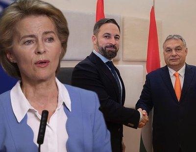 Bruselas se alza contra el acoso al colectivo LGTBI de los gobiernos ultras de Hungría y Polonia