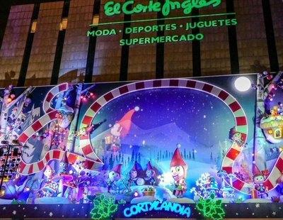 Navidad de 2020 sin Cortylandia: Estas luces sustituirán el espectáculo de El Corte Inglés