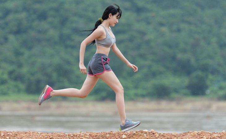Hacer ejercicio es la opción más saludable
