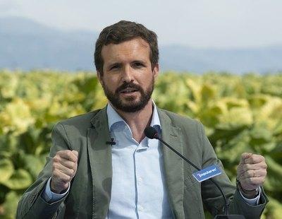 Casado impone a sus cargos agitar el miedo a ETA y Bildu para desgastar el PSOE en las instituciones