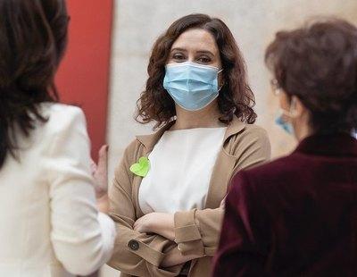 Los expertos desmontan el 'milagro' que Ayuso vende con la pandemia: la realidad de Madrid