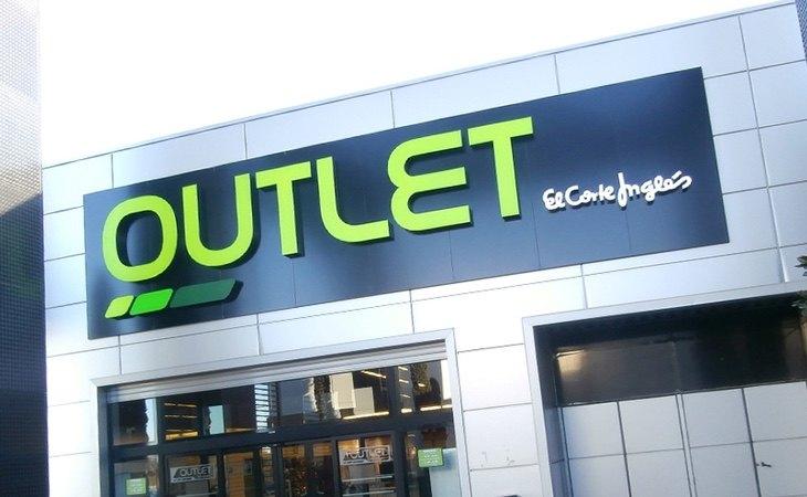 El modelo Outlet se extiende en los centros clausurados de El Corte Inglés