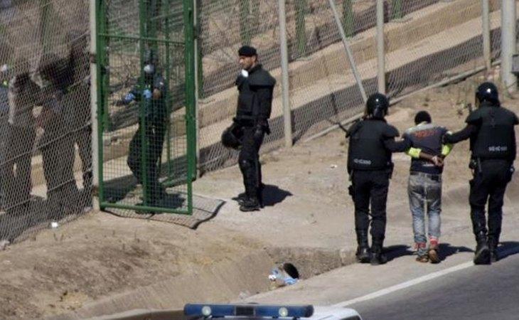 El TC avala las devoluciones en caliente en Ceuta y Melilla
