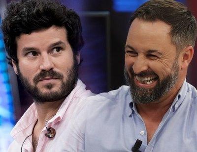 Santiago Abascal (y la ultraderecha) se declara fan de Taburete