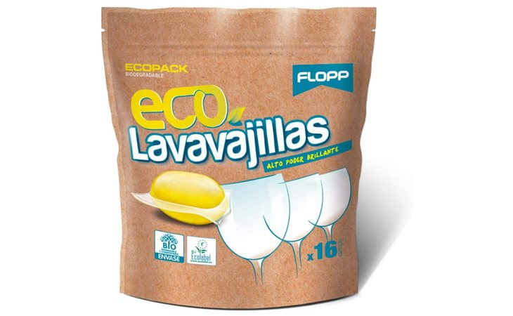 Flopp Eco Lavavajillas, el peor clasificado