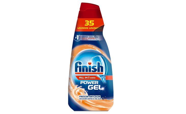 Finish All In 1 Max Power es el producto perfecto en lo que a impacto medioambiental se refiere