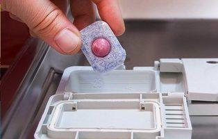 Los 12 peores detergentes de lavavajillas, según la OCU