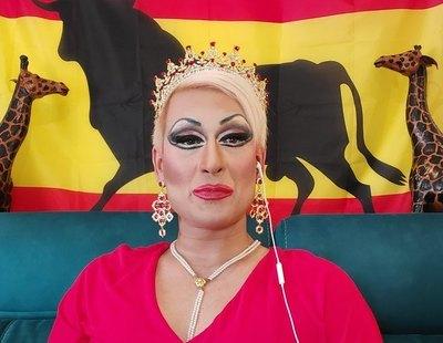 "Madame Perlan, la drag queen de VOX en contra del colectivo LGTBI: ""Es una secta"""