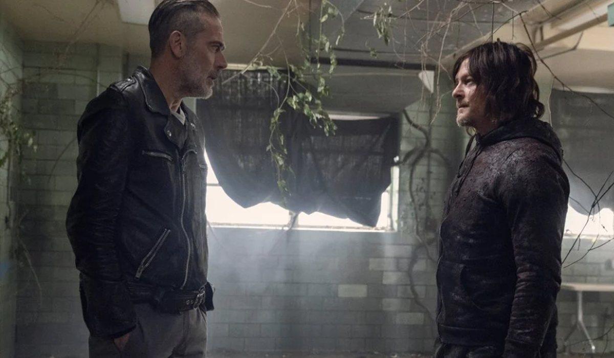 Negan y Daryl se reencuentran en 'The Walking Dead'