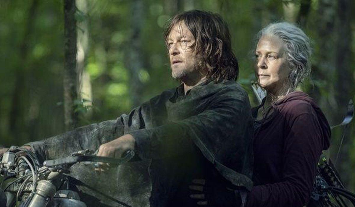 Daryl y Carol protagonizarán un spin-off de 'The Walking Dead'