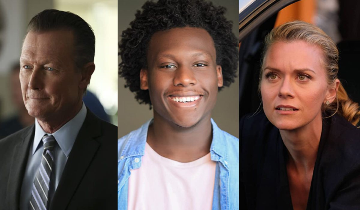 Robert Patrick, Okea Eme-Akwari y Hilarie Burton se suman al elenco de 'The Walking Dead'