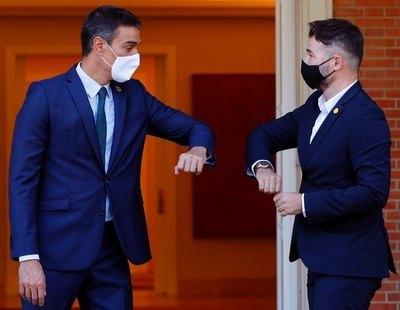 """ERC alcanza un """"preacuerdo"""" que permite sacar los Presupuestos y pacta investigar """"el paraíso fiscal de Madrid"""""""
