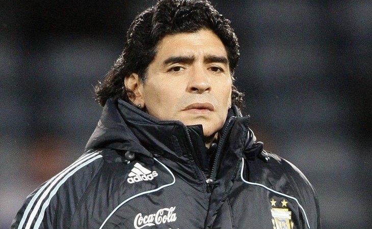 Maradona fue considerado como uno de los mejores jugadores de fútbol