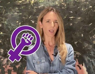 """Álvarez de Toledo niega la violencia machista: """"No existe ninguna prueba de que la mujer sufra violencia por ser mujer"""""""