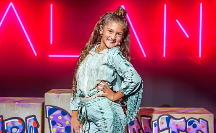 Soleá, representante de España en Eurovisión Junior 2020