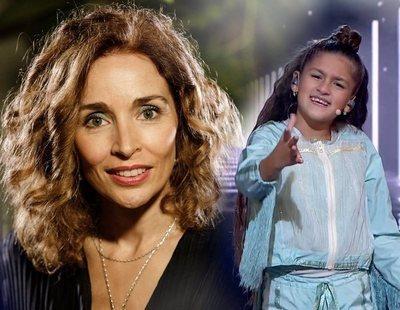 """Natalia Calderón (coach de Soleá): """"Si se ha decidido que los países canten en directo, hay que cumplirlo"""""""