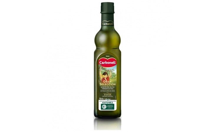 Carbonell Aceite de Oliva Virgen Extra Gran Selección Vidrio