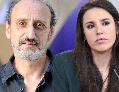 """José Luis Gil ('LQSA'), contra Irene Montero: """"Esta gente está a otra cosa y es muy peligrosa"""""""