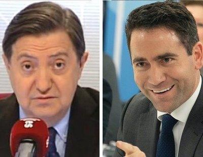 """Losantos estalla contra García Egea (PP): """"¡Es la semilla del diablo! ¡Ha vuelto tarumba a Casado!"""""""