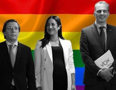 El Ayuntamiento de Madrid cede ante VOX: elimina las ayudas directas a históricas organizaciones LGTBI