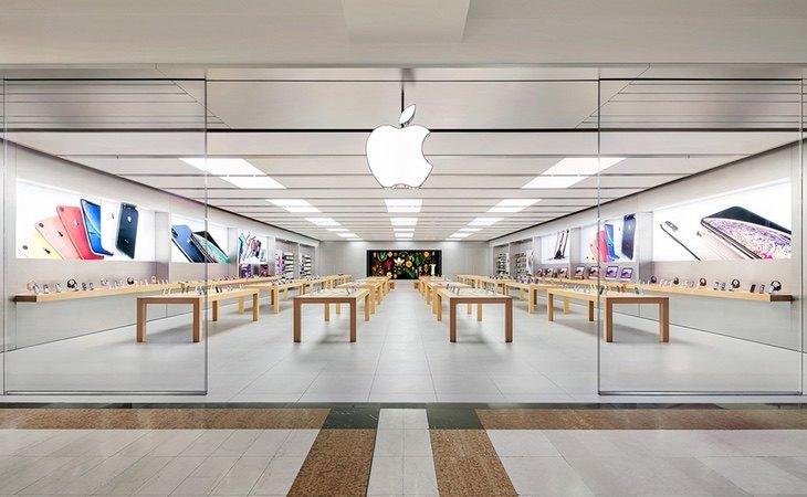Trabajar en una Apple Store es una buena oportunidad de empleo