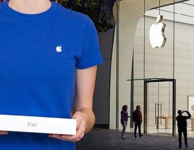 Trabajar en una Apple Store: Así son las condiciones y salarios de sus empleados en tienda