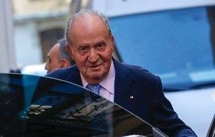El rey Juan Carlos intenta evitar la acción de la Justicia pagando ahora a Hacienda