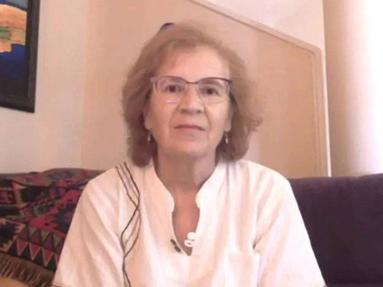 """Margarita del Val revela la """"reacción explosiva"""" de la vacuna y sus efectos secundarios"""