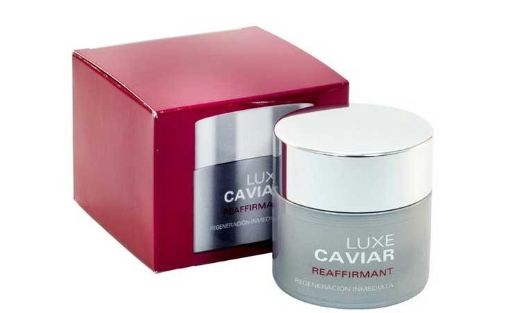 Crema de extracto de Caviar de Mercadona