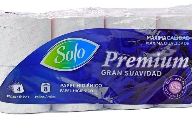 Papel Higiénico Solo (Aldi)