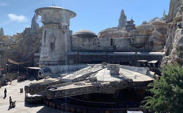 Disney abre el primer parque temático de Star Wars