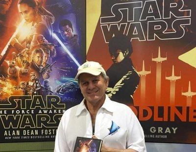 El autor de las novelas de 'Star Wars' denuncia impago por parte de Disney