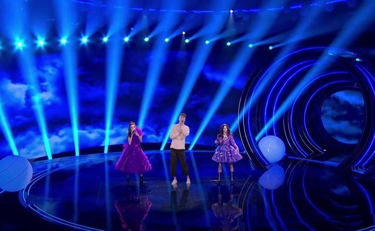 Duncan Laurence, invitado de honor, interpretó 'Arcade' en Eurovisión Junior 2020 con Roksana Wegiel y Viki Gabor