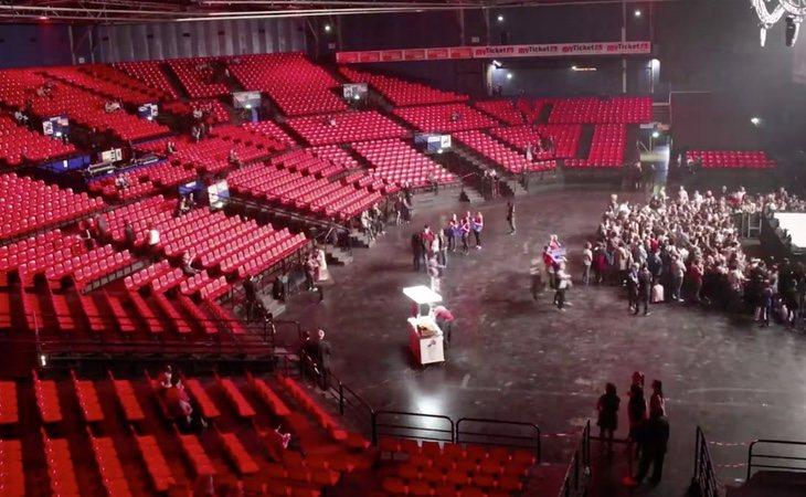 ¿Acogerá el Zénith de Paris la XIX edición de Eurovisión Junior en 2021?