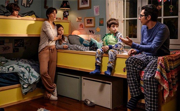 Eva Ugarte y Berto Romero en 'Mira lo que has hecho'
