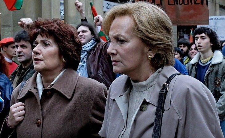 Ana Gabarain y Elena Irureta en 'Patria'