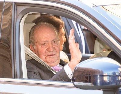 La Fiscalía analiza si el pago de 678.000 euros de Juan Carlos I en Madrid permite cubrir su deuda fiscal