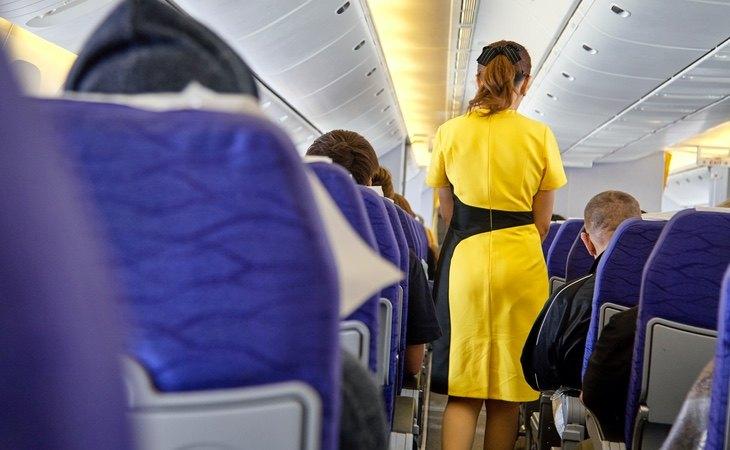 China recomienda usar pañales a la tripulación de los aviones