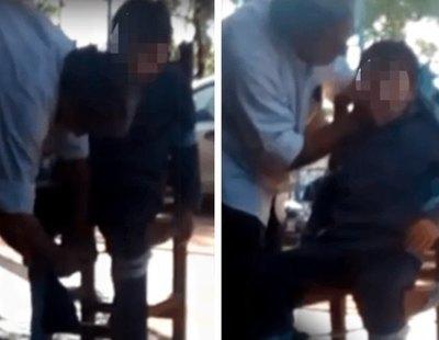 Detenido tras grabarse golpeando a un niño con autismo y subir el vídeo en redes sociales