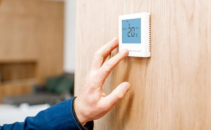 Configura el termostato para ahorrar en la factura de la calefacción