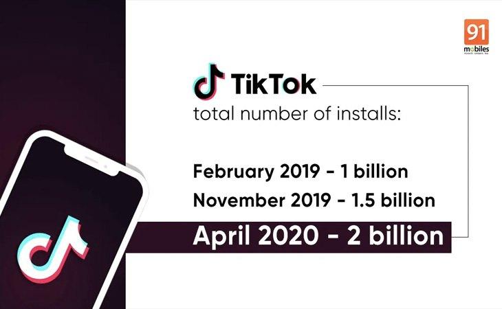 En abril de 2020 llegó a los 2 billones de descargas.