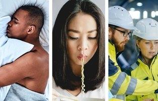 El tiempo que dedica cada país a dormir, trabajar o comer, en un revelador gráfico