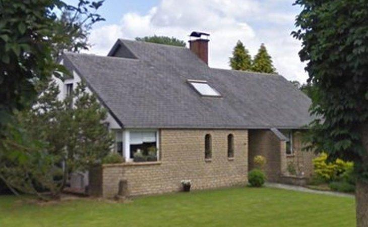 Casa en la que se celebraba la orgía con 52 personas en Bélgica