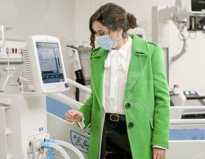 El hospital Isabel Zendal exige no trasladar a pacientes con riesgo de acabar en UCI